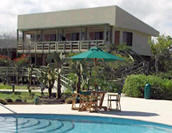 Galapagos hotels, Finch Bay hotel