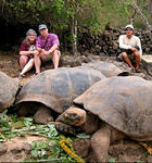 Galapagos Islands wildlife, reptiles