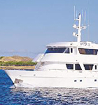 Galapagos Islands cruises, Tip Top III cruise